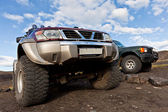 Special off road cars — Foto Stock
