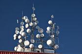 Antennas — Foto Stock
