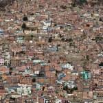 La Paz — Stock Photo #11425387