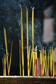 Gebet-sticks — Stockfoto