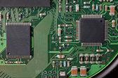 Electronic circuit board — Stock Photo