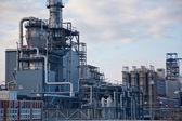 Raffinaderij — Stockfoto