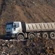 Stock Photo: Terrain truck