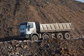 Terrain truck — Stock Photo