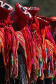 Inca dancers
