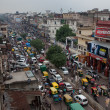 Old Delhi - Stock Photo