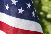 Patriotism in the United States — Stock Photo