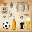 Stock Vector: Beer icon