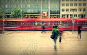 City life — Stock Photo