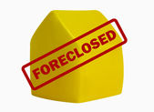 Foreclosed House Home — Stock Photo