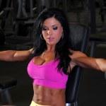Sexy fitness girl — Stock Photo #11244628