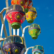Colourful ferris wheel — Stock Photo #11244650