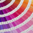 Color guide — Stockfoto #11055756