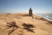 Rubjerg Knude Lighthouse — Stock Photo