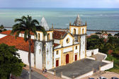 Olinda - Historical city in BRAZIL — Stock Photo