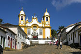 Tiradentes - Brazil — Stock Photo