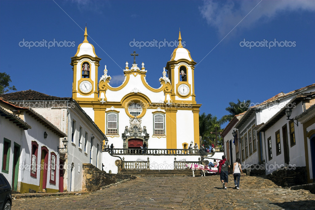 Tiradentes - Brazil — Stock Photo #11090151