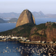 Stock Photo: Sugar Loaf bay - BRAZIL