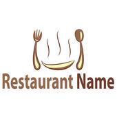 Logo restaurant — Stock Vector