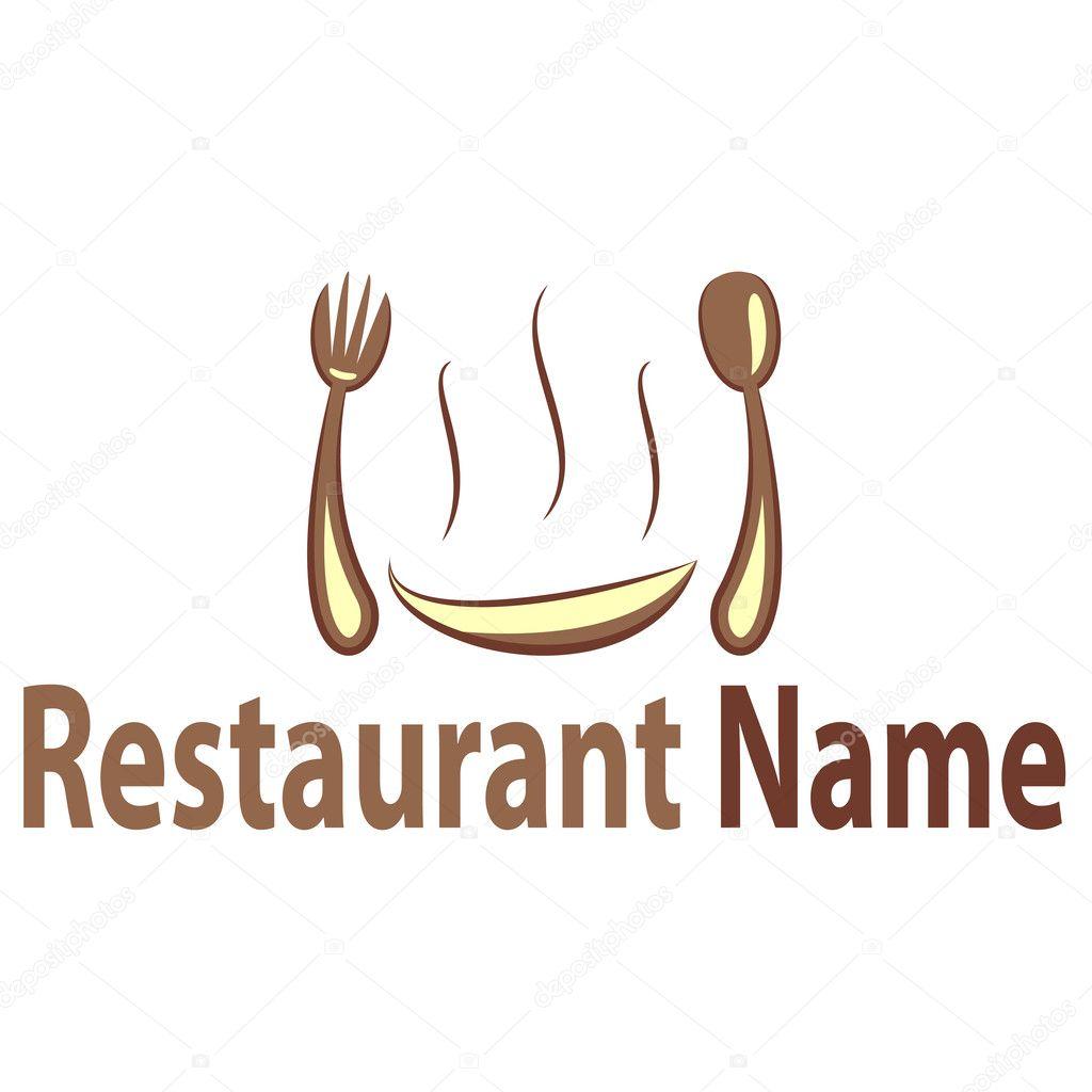 Logo restaurant — Stock Vector © lereen #11358441