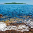 Stock Photo: Bay on Russiisland