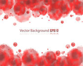 Watercolor background — Stock Vector