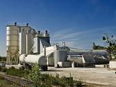 Concrete plant — Stock Photo