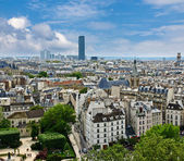 Paris-quartier — Stockfoto
