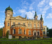 Building is neo-baroque — Stock Photo