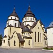 Christ King Church Ukraine Ivano-Frankivsk city — Stock Photo #11780730