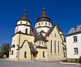 Christ the King Church Ukraine Ivano-Frankivsk city — Stock Photo