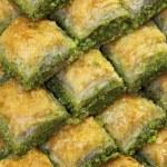 Traditional Turkish dessert Baklava — Stock Photo #11069079