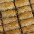 Traditional Turkish dessert Baklava — Stock Photo #11069109