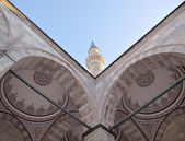 Yavuz Sultan Selim Mosque-istanbul Turkey — Stock Photo