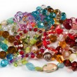 Stock Photo: Many beads
