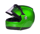 Motorcycle helmet — Stock Photo