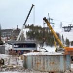 Construction of new bridge — Stock Photo #11150839