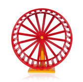 Wheel for rodents — Stock Photo