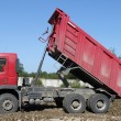 Stock Photo: Tipper