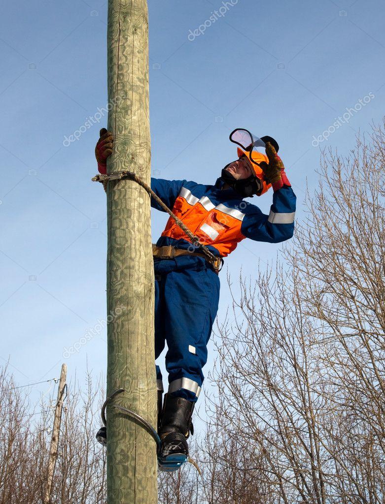 сонник столб ремонтировать на высоте поэтому, многие затрудняются