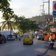 Stock Photo: Street in Patong. Thailand. Editorial only.