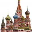 St. Basil's Cathedral - Stock Vector