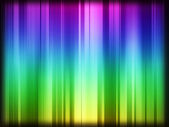 Colorful bars with lightning — Stock Photo
