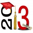 Class of 2013 — Stock Photo #11050973