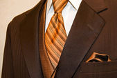 Bronze Tuxedo — Stock Photo