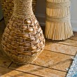 Wicker Vases — Stock fotografie #11135037