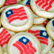 Patriotic Cookies — Stock Photo #11231194