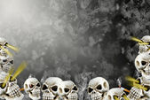 Abyss of Skulls — Stock Photo
