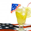 Stock Photo: Summer Holiday Lemonade