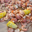 Shrimp Boil - Stock Photo